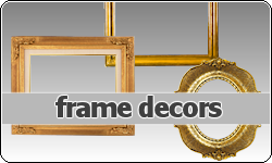 Frames Decor by vintagevic