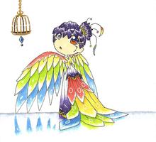 Wings by BijouBlue