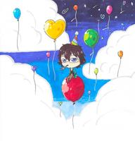 Happy B-Day! by BijouBlue