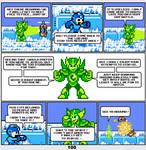 Megaman Dissonance page 100