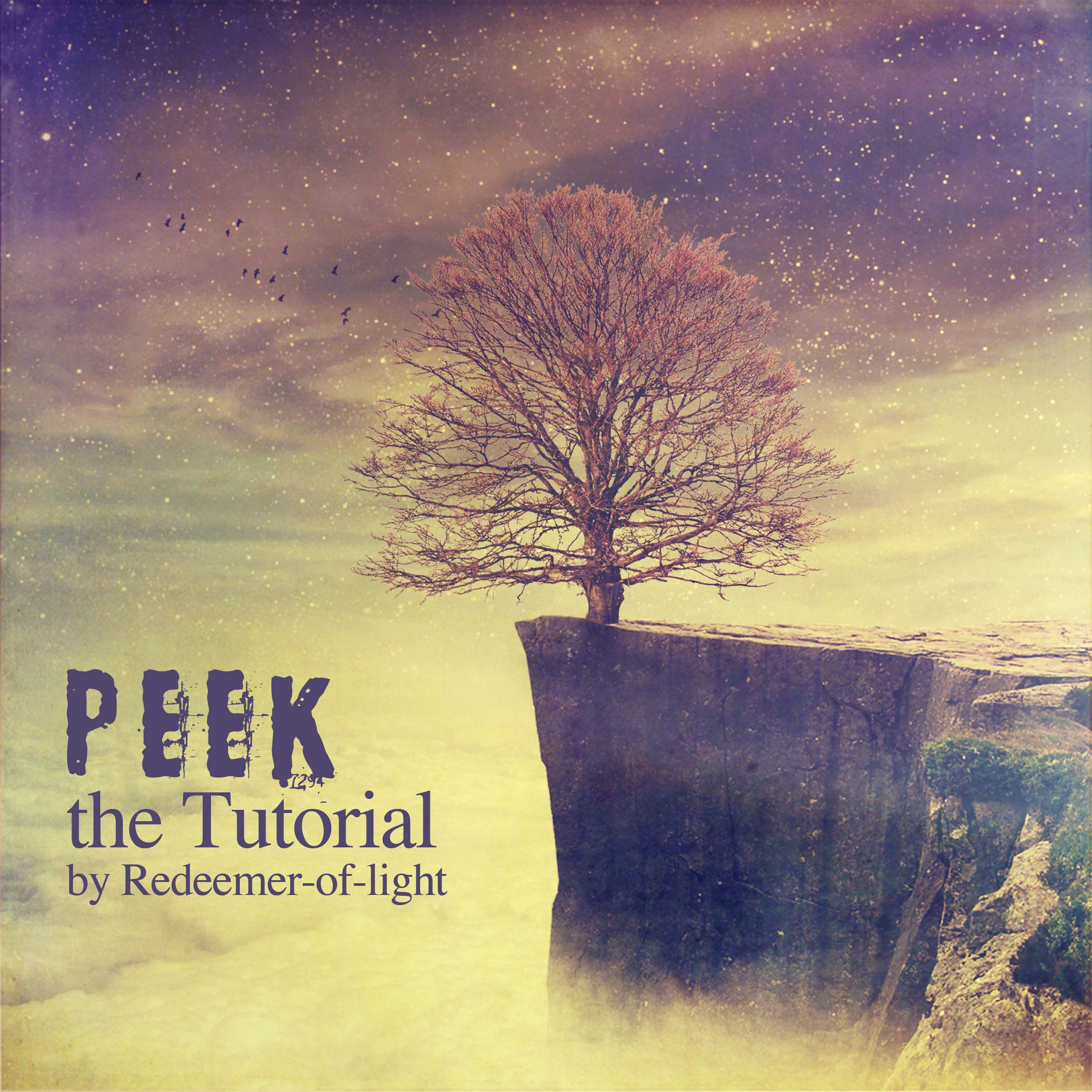 Peek the tutorial by NajlaQamber