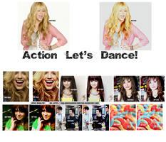 Lets Dance Action +