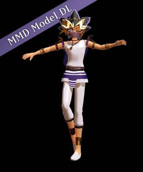 Mmd Yu Gi Oh Heba Model Dl By Yuzo Mmd On Deviantart