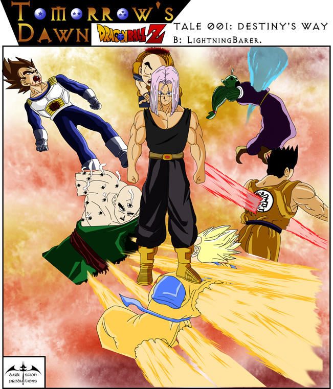 Tomorrow's Dawn Issue 1 by lightningbarer