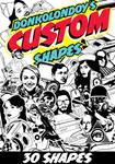 Free 30 Custom Shapes by donkolondoy