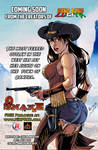 Snake promo featured in Bang Bang Lucita: Issue 01 by IsleSquaredComics