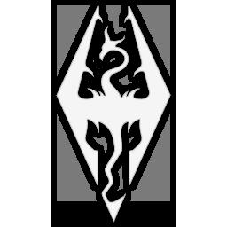 The Elder Scrolls V Skyrim Icon By J1mb091 On Deviantart