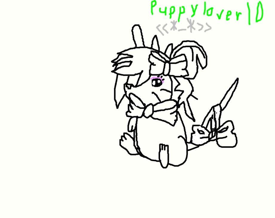Puppylover10! by Rainbowdyay