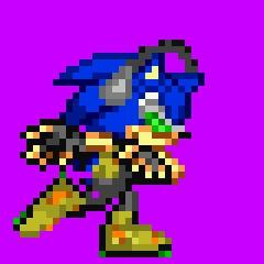 Jet Set Sonic new run animation