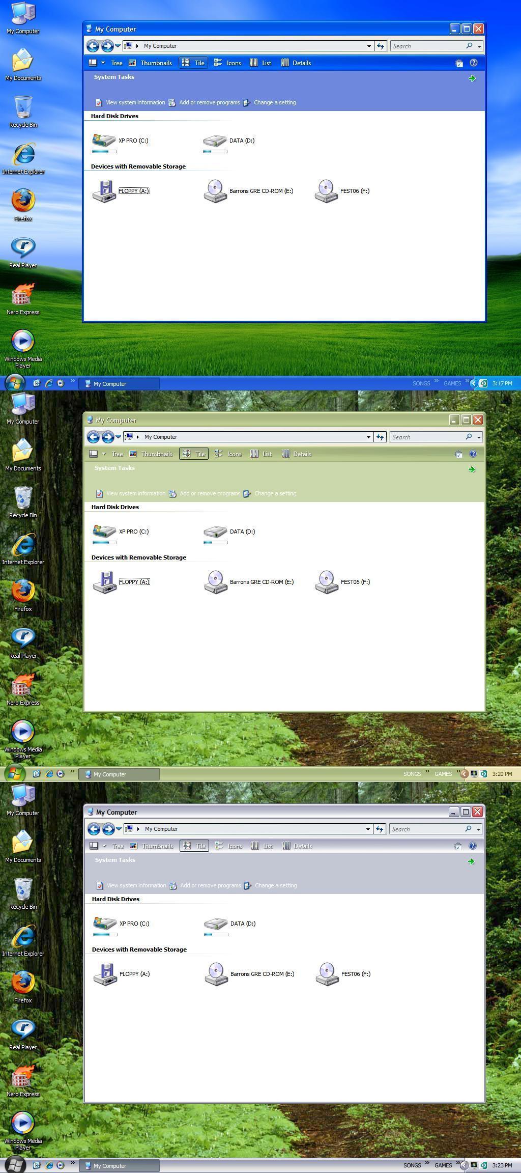 XP LUNA Modified by pankaj981