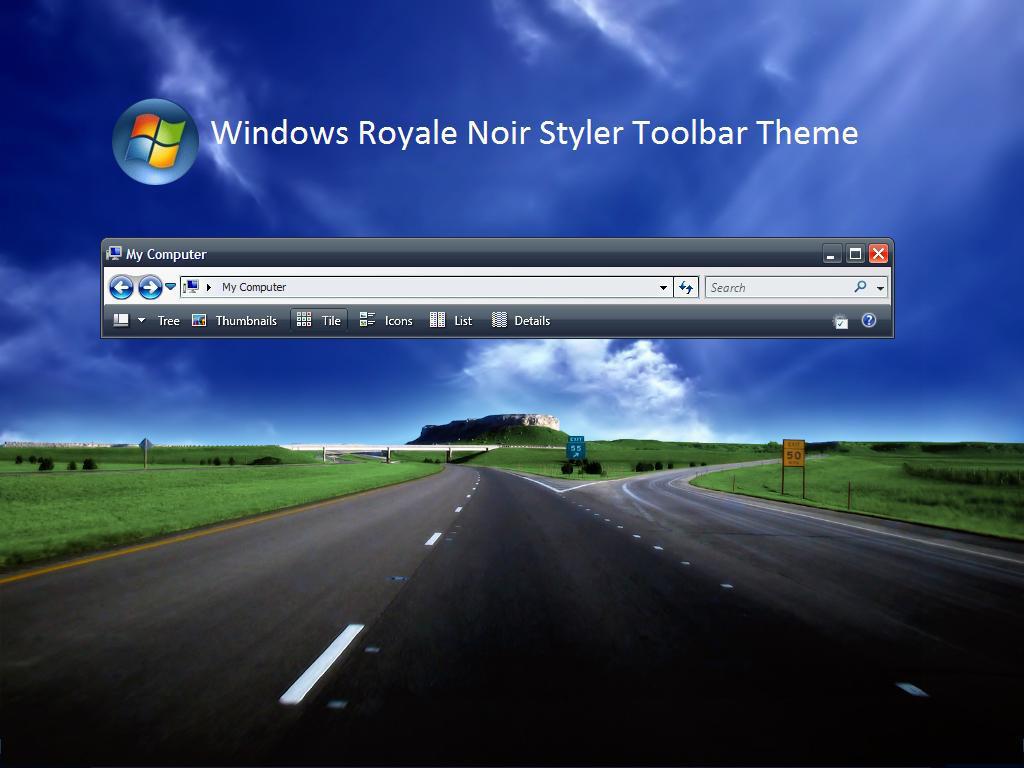 Royale Noir Styler Theme by pankaj981