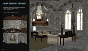 TRL Laras Bedroom -revised- by RonDoe