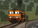 Attempt 1 - Living Train
