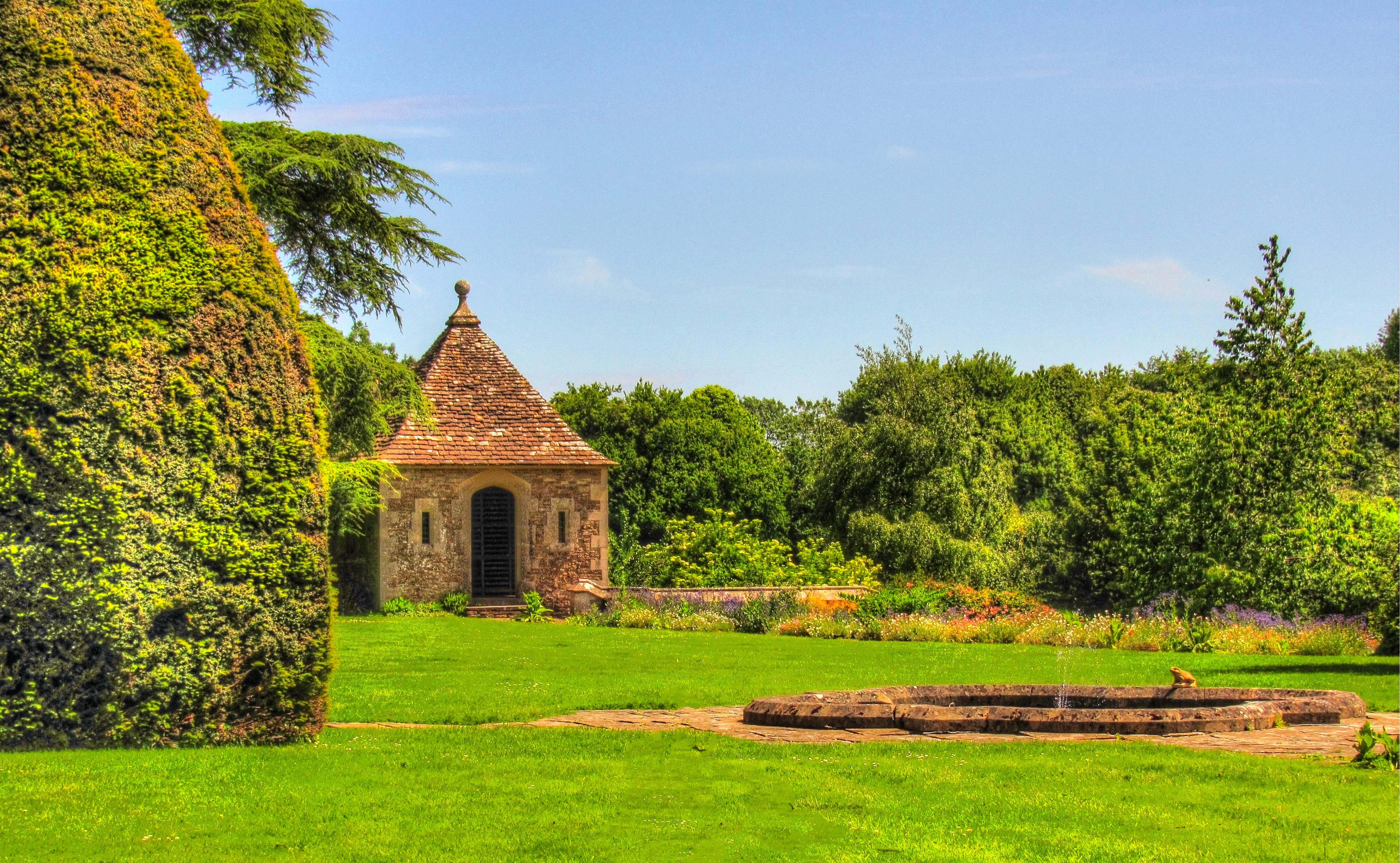 Great Charfield House And Gardens 4- Stock by supersnappz16