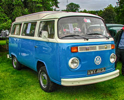 Campervan Stock Image by supersnappz16