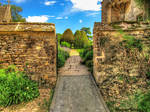 Great Charfield House And Gardens 5- Stock