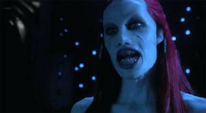 Wraith Queen Sally. (gif)