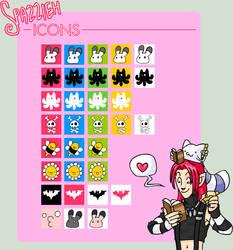 Spazzieh Desktop Icons