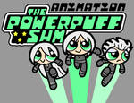 Powerpuff SHM animation