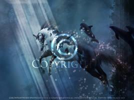 Copyright Brushes by FourLeggedStudio