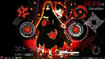 Itachi Sasuke Sharingan 1.1 by ZakycooL