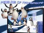 Penguins Of Madagascar Rainmeter