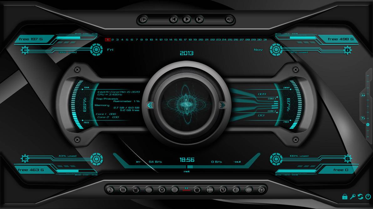 T-R-A-N-F-O-R-M-E-X mod (1366x768.1920x1080) by ZakycooL