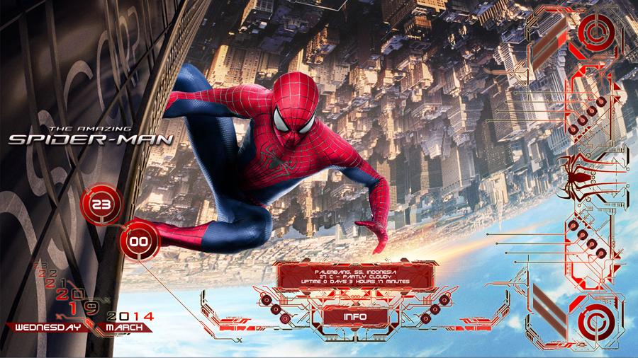 The Amazing Spiderman 2 1 By Zakycool On Deviantart