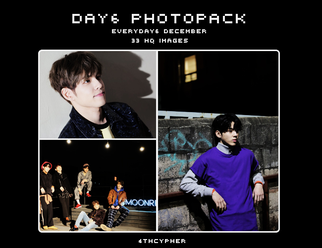 DAY6 Photopack - Every DAY6 December by 4thcypher on DeviantArt