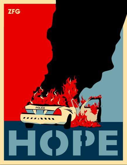 Hope by ZFG-Street-Art
