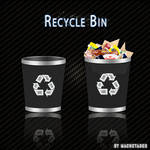 Recycle Bin by Machetaseo