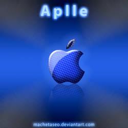 Apple 1 Freebie .PSD by machetaseo