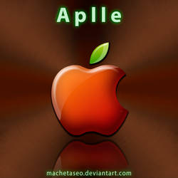 Apple 2 Freebie .PSD by machetaseo