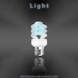 Light Freebie .PSD by machetaseo