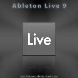 Abletom Live 9 Freebie .PSD by machetaseo