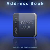 Address Book Freebie .PSD