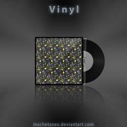 Vinyl 2 Freebie .PSD by machetaseo