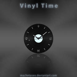 Vinyl 5 Freebie .PSD by machetaseo