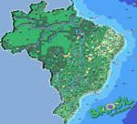 BRASIL PIXELART