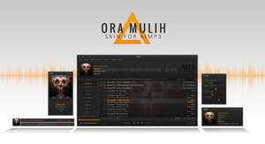 Ora Mulih AIMP3 Skin by putra05