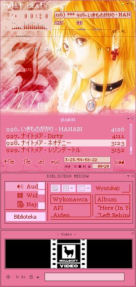 Death Note: Amane Misa by overemphasize