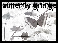 BUTTERFLY GRUNGE. x by subbacultchis