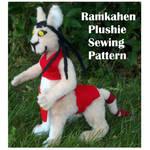 Ramkahen Plushie Sewing Pattern