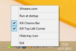 Winaero Charms Bar Killer