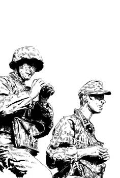 Waffen officers (gif)