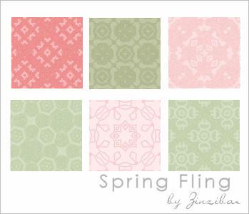 Patterns CS2 - Spring Fling by zinzibar