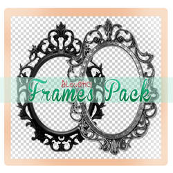 Frames Pack by DLovatic1