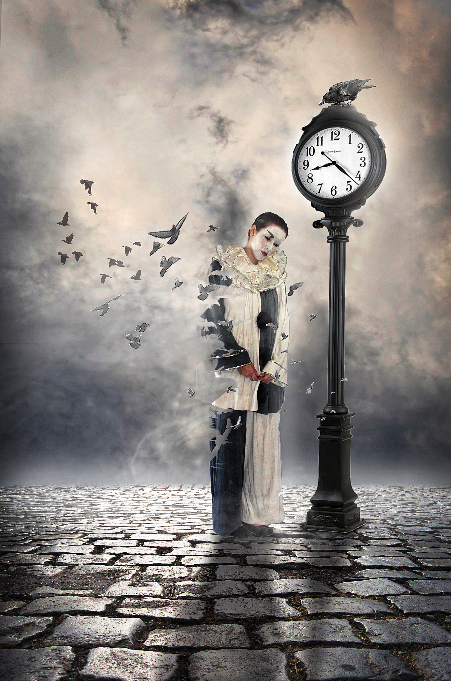 Time is up beginner compositing tutorial by rigoszabi on deviantart beginner compositing tutorial by rigoszabi baditri Gallery