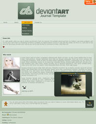 devious Journal CSS no-install
