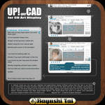 UP_-perCAD for CD Art Display